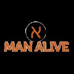 Man Alive Logo